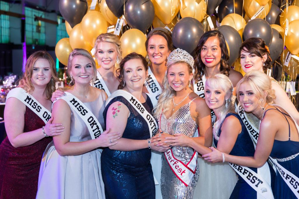 Miss Oktoberfest Gala
