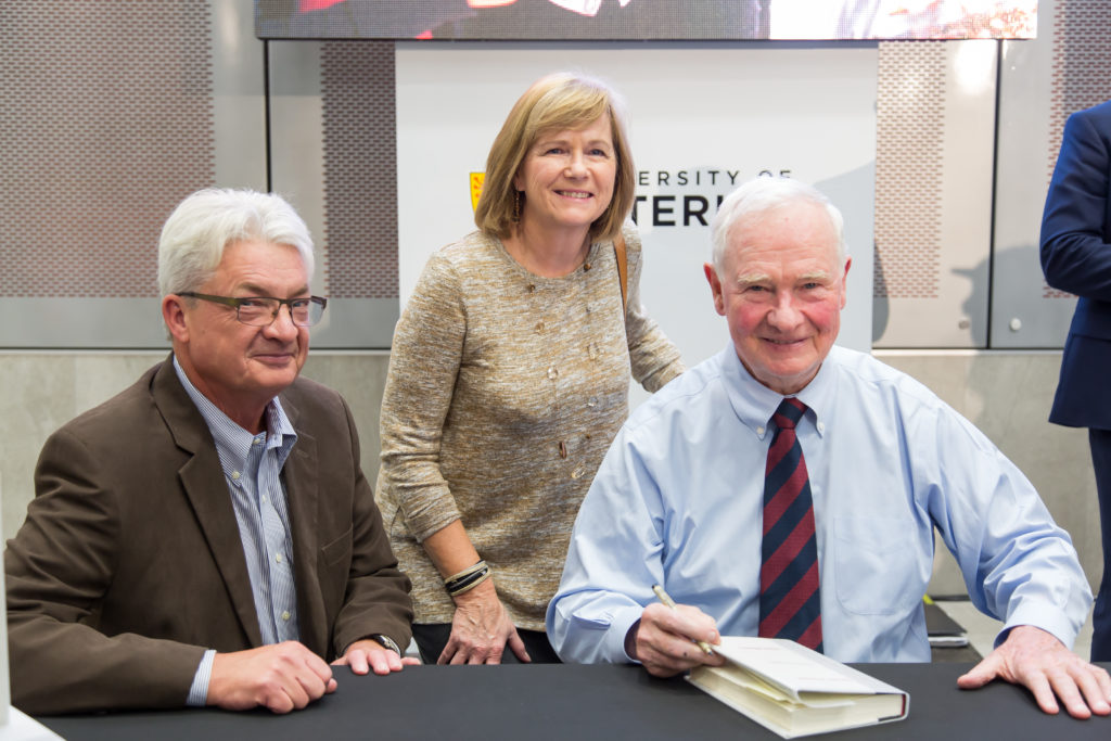 Governor General's Book Launch