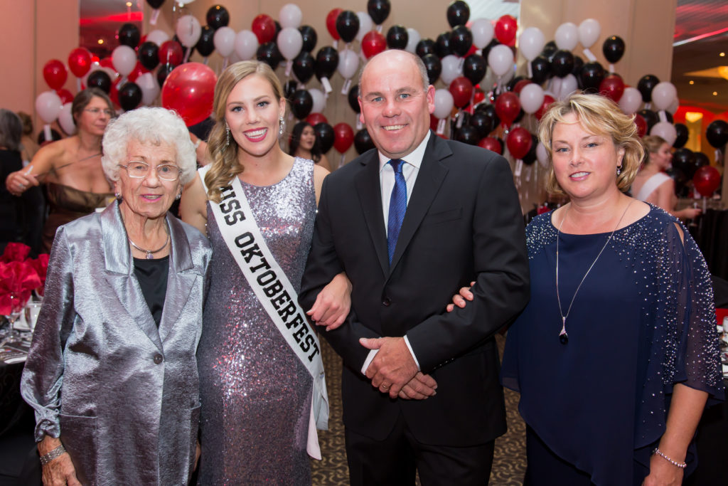 Miss Oktoberfest Gala Ball