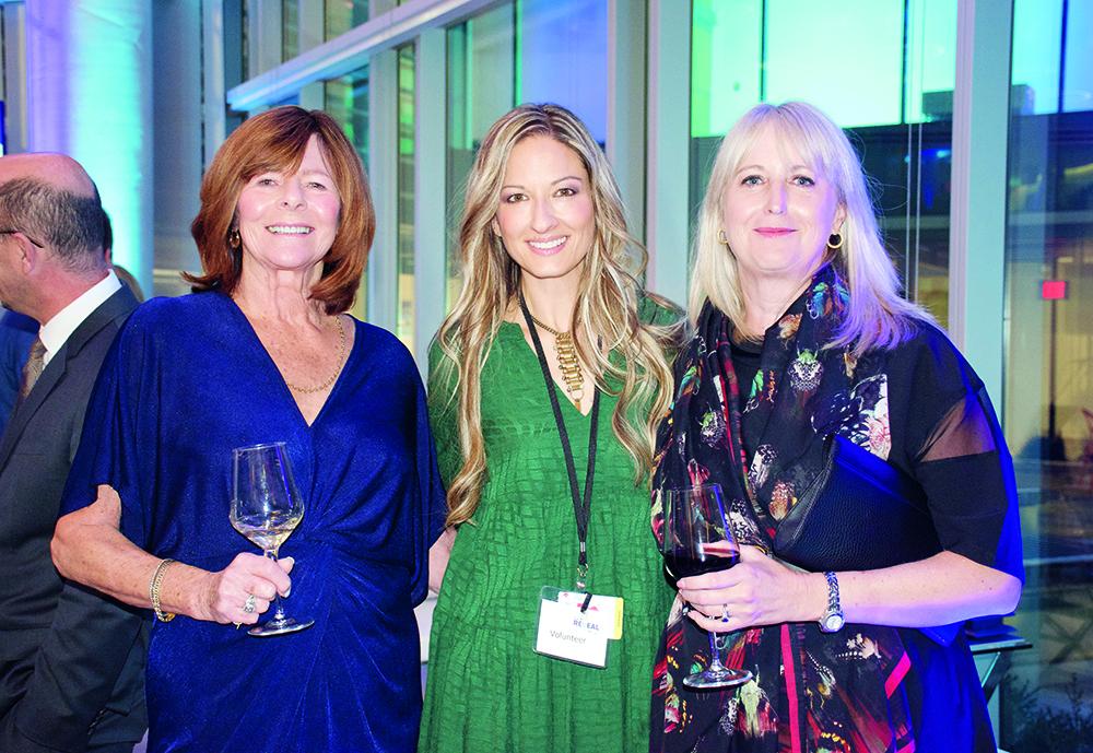 Edie Mossey, Erin Moraghan, Beth Wild