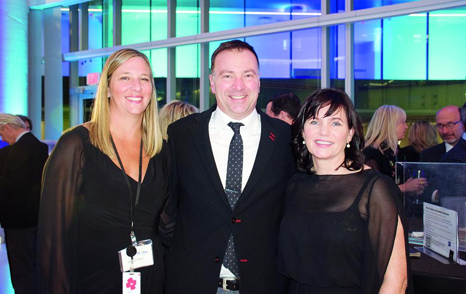 Tori Walker, Peter Faragher, Martha Sharp