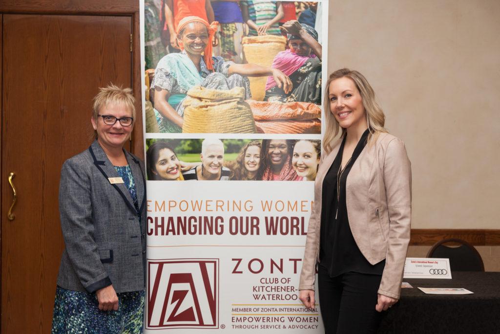 Zonta Club Celebrates