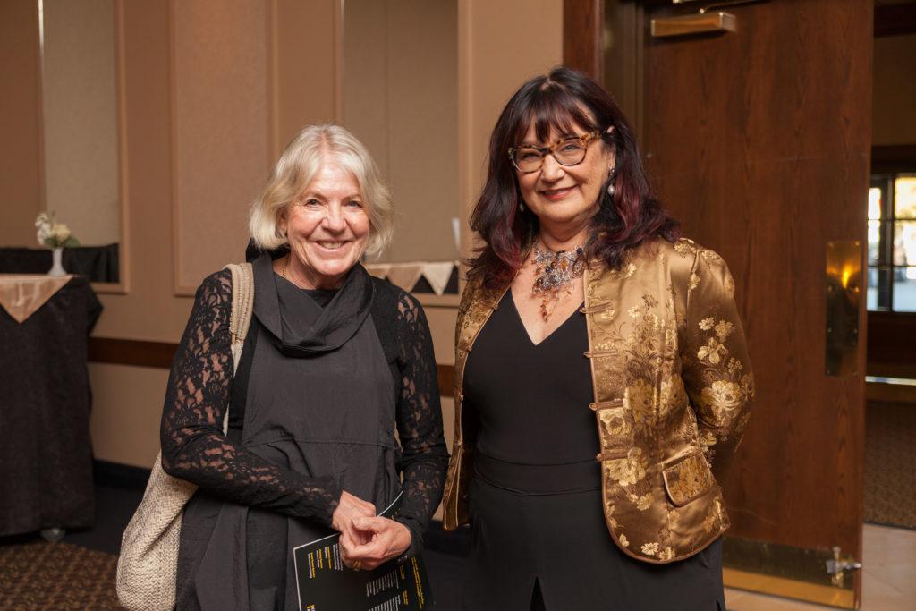 Ingrid Pregel, Shirley Madill