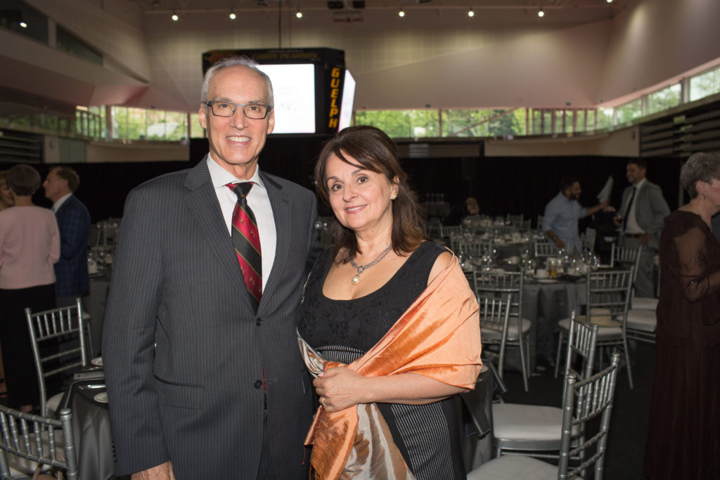 Honouring Alumni